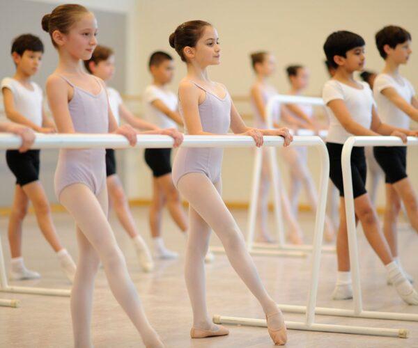 Child Ballet