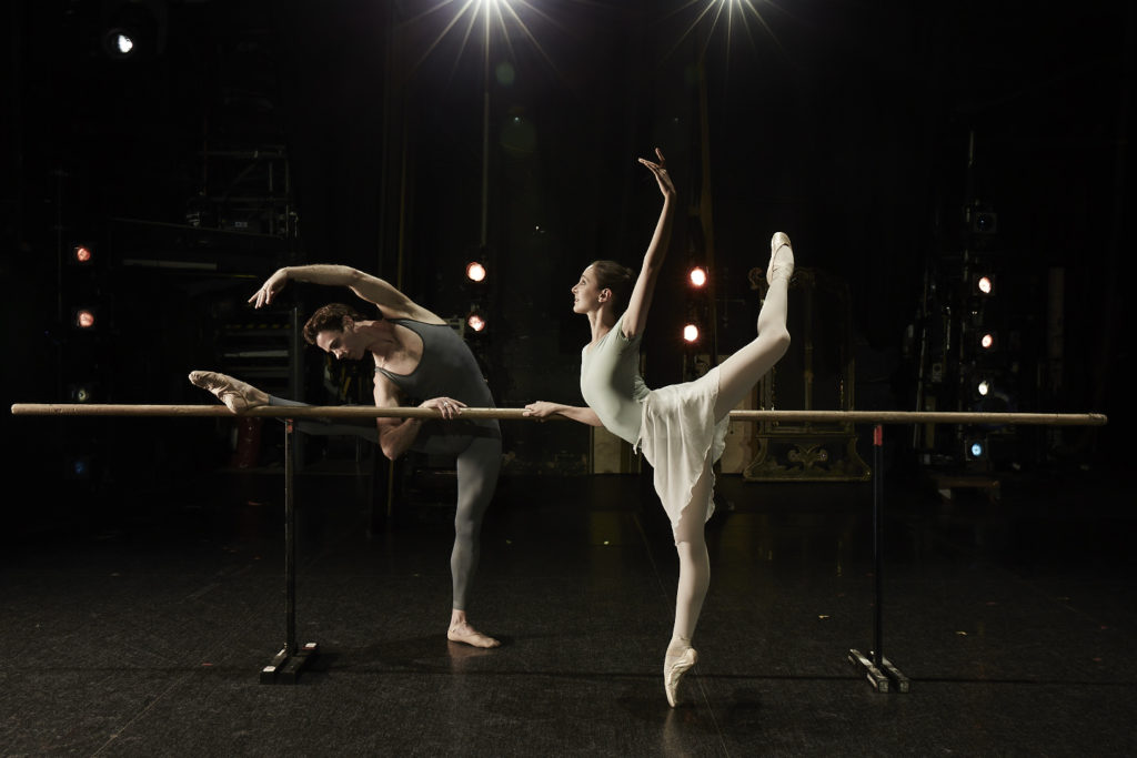 Competitive Ballet